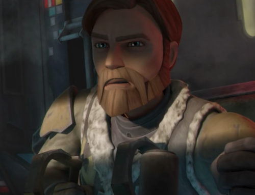 The Cinematography of Obi-Wan Kenobi: Tragic Hero Barely Keeping it Together, Life Literally in Shambles – part 3